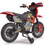Motorbike Cross, 400F, 6V