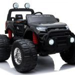 Ford Monster Truck 12V 2.4G Negro Metalizado