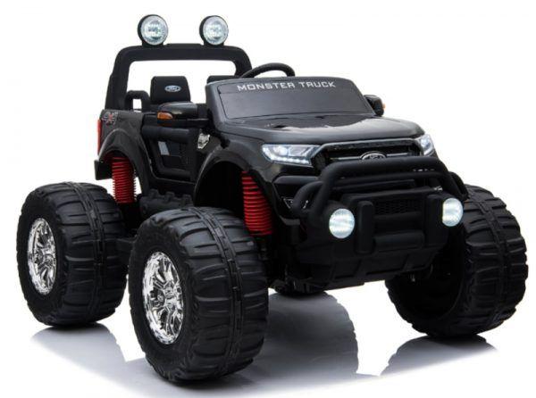 Ford Monster Truck 12V 2.4G Negro Metalizado 3