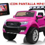PEKECARS FORD RANGER 4X4 MP4 ROSA