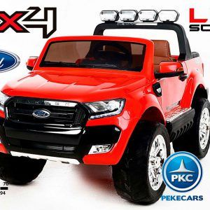 PEKECARS FORD RANGER 4X4 MP4 ROJO