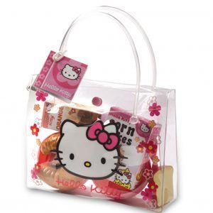 Set de Desayuno de la Hello Kitty