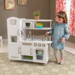 KIDKRAFT COCINA ESTILO RETRO COLOR BLANCO 53208