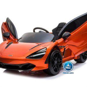 Mercedes McLaren 720S MP4 12V 2.4G Naranja Pintado