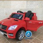 MERCEDES ML-350 12V 2.4G  ROJO