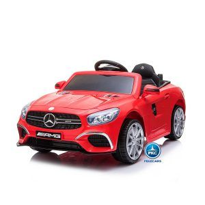 Mercedes SL63 12V 2.4G Rojo