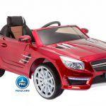 Mercedes SL63 12V 2.4G Rojo Metalizado