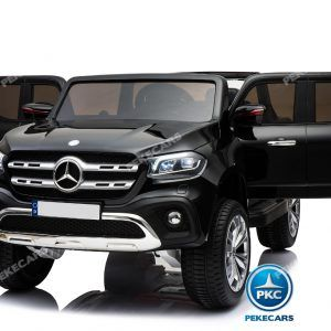 MERCEDES PICKUP X CLASS MP4 12V 2.4G NEGRO