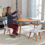 Kidkraft juego de mesa y sillas Mid Century