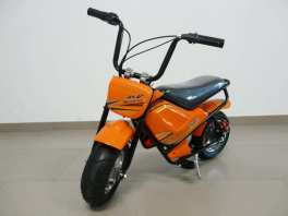MOTO PEKECARS 250W 24V ORANGE