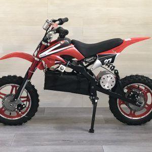 MOTO DIRK 36V 800W ROJA