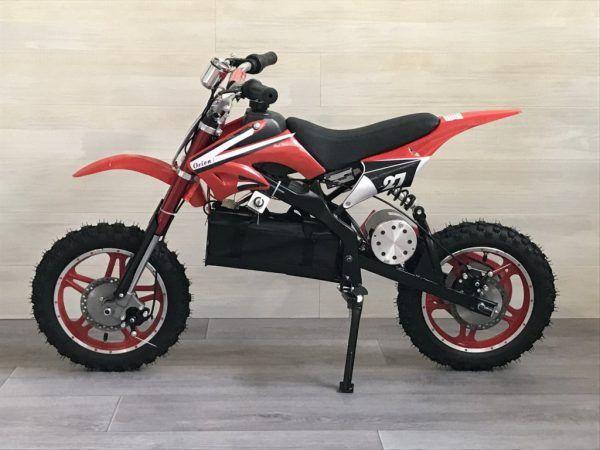 MOTO DIRK 36V 800W ROJA 3