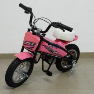 MOTO PEKECARS 200W 24V PINK