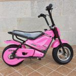 MOTO PEKECARS 250W 24V PINK