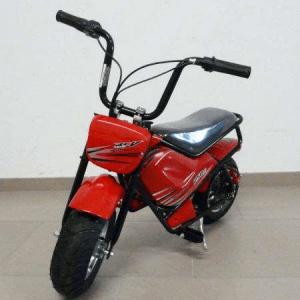 MOTO PEKECARS 250W 24V RED