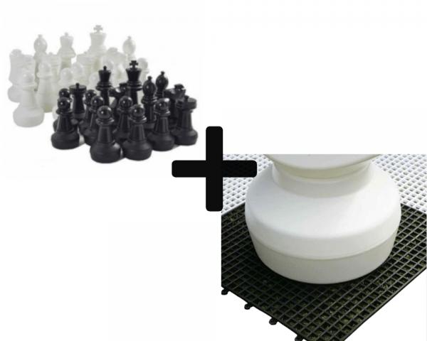 Piezas gigantes + Tablero plástico gigante 2