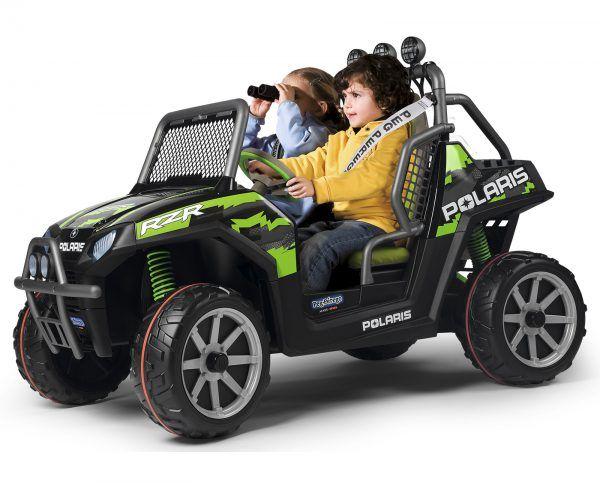 Polaris Ranger RZR Green Shadow 3