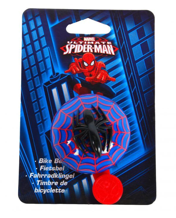 TIMBRE DE BICICLETA SPIDER-MAN 2