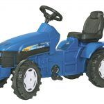 TRACTOR NEW HOLLAND JUNIOR