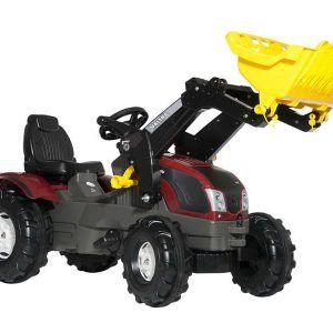 Tractor Valtra con Pala incluida