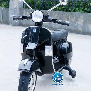 Vespa Piaggio PX-150 Negra