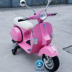 Vespa Piaggio PX-150 Rosa