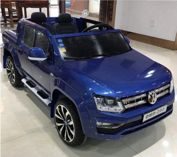 Volkswagen Amarok 12V 2 Plazas Azul Metalizado 3