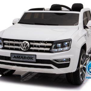 Volkswagen Amarok 12V 2 Plazas Blanco