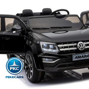 Volkswagen Amarok 12V 2 Plazas Negro