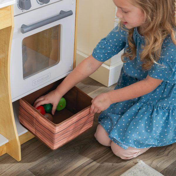 Cocina Fresh Harvest de Kidkraft 12