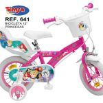 BICICLETA DISNEY PRINCESS 12″