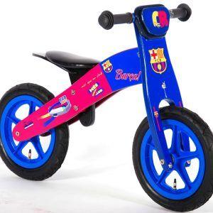 Bicicleta de Madera 12 Pulgadas F.C. Barcelona