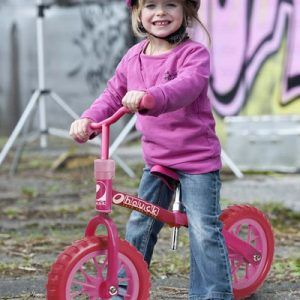 Bicicleta Evolutiva Bubble Pink