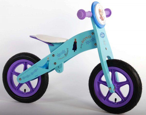 Bicicleta de Madera Frozen 12 Pulgadas 3