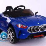 BMW M8 Style 12V 2.4G Azul