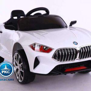 BMW M8 Style 12V 2.4G Blanco