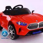BMW M8 Style 12V 2.4G Rojo
