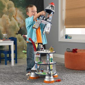Cohete Espacial Kidkraft