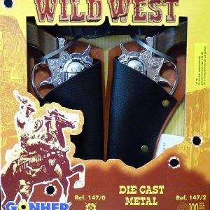 Estuche Far West Double Pistol