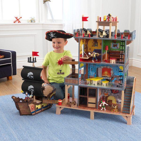 Guarida de piratas Kidkraft 3