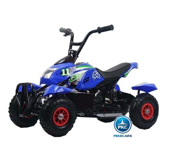 Mega Quad 4100 24V Azul 3