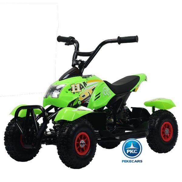 Mega Quad 4100 24V Verde 3