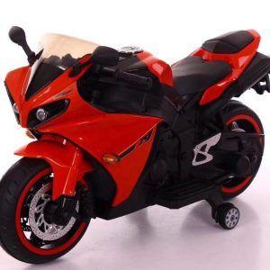 Moto eléctrica R1 Roja