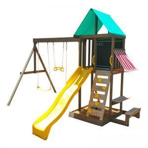 Parque de Madera para Niños Newport de Kidkraft