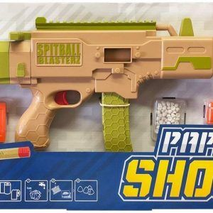Pistola Paper Shooter Gonher