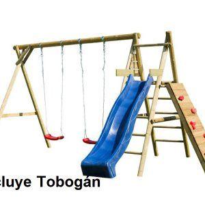 Parque Infantil Bengt (Sin Tobogan)