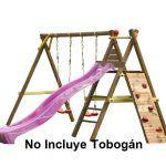 Parque Infantil Bosse (Sin Tobogan)