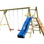 Parque Infantil Brenda con tobogan