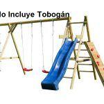Parque Infantil Brenda (Sin Tobogan)