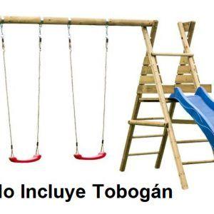 Parque Infantil Harald (Sin Tobogan)